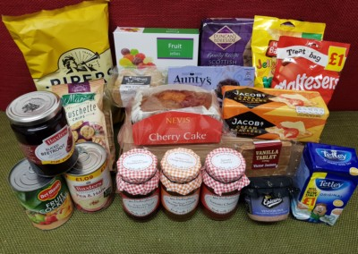£40 hamper contents