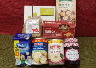 £20 hamper contents